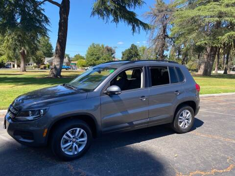 2016 Volkswagen Tiguan for sale at California Diversified Venture in Livermore CA