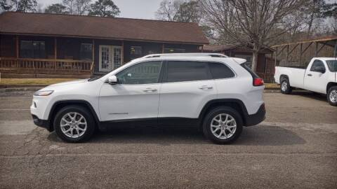 2016 Jeep Cherokee for sale at Victory Motor Company in Conroe TX