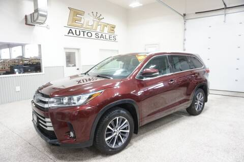 2018 Toyota Highlander for sale at Elite Auto Sales in Ammon ID