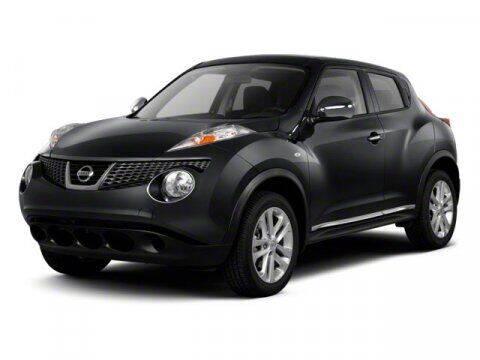 2013 Nissan JUKE for sale at DAVID McDAVID HONDA OF IRVING in Irving TX