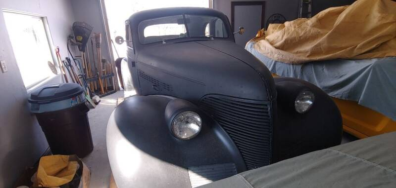 1939 Chevrolet Fleetmaster for sale at PEKARSKE AUTOMOTIVE INC in Two Rivers WI