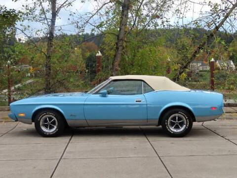 1973 Ford Mustang for sale at Haggle Me Classics in Hobart IN