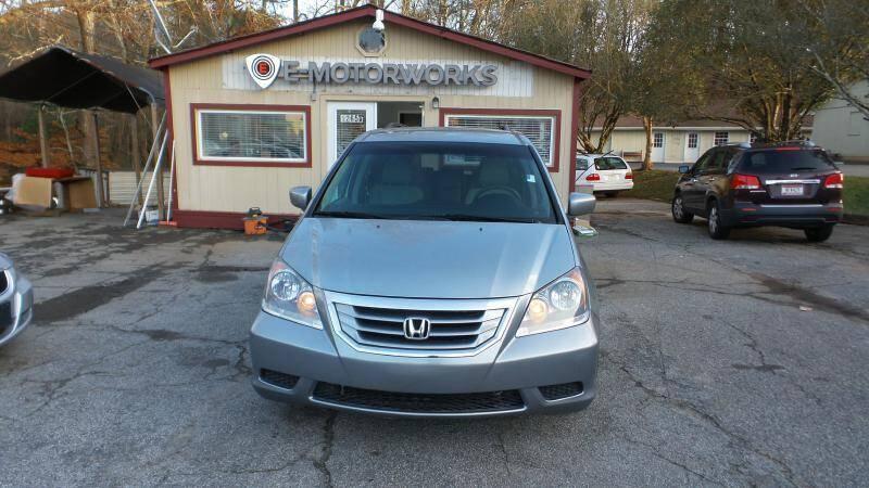 2008 Honda Odyssey EX 4dr Mini-Van - Roswell GA
