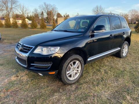 2009 Volkswagen Touareg 2 for sale at US5 Auto Sales in Shippensburg PA