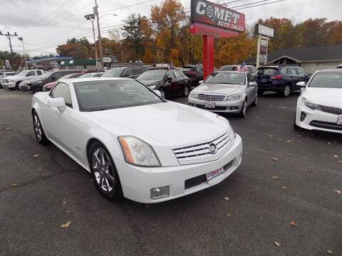 2008 Cadillac XLR for sale at Comet Auto Sales in Manchester NH
