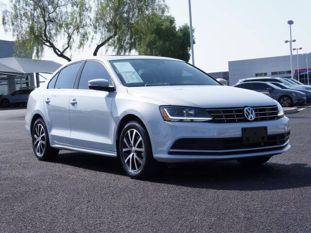 2018 Volkswagen Jetta for sale at CarFinancer.com in Peoria AZ