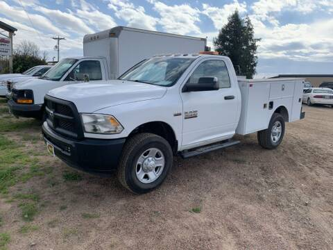 2013 RAM Ram Pickup 3500 for sale at Yachs Auto Sales and Service in Ringle WI