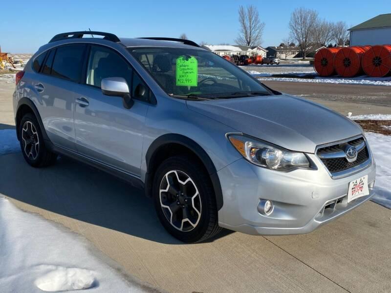 2013 Subaru XV Crosstrek for sale at GLIDDEN CAR CORNER in Glidden IA