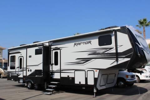 2017 Keystone Raptor 355TS for sale at Rancho Santa Margarita RV in Rancho Santa Margarita CA