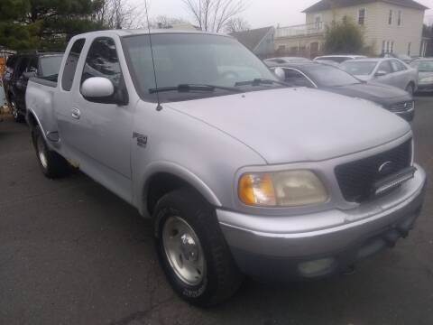 2000 Ford F-150 for sale at Wilson Investments LLC in Ewing NJ