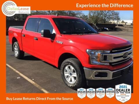 2019 Ford F-150 for sale at Dallas Auto Finance in Dallas TX