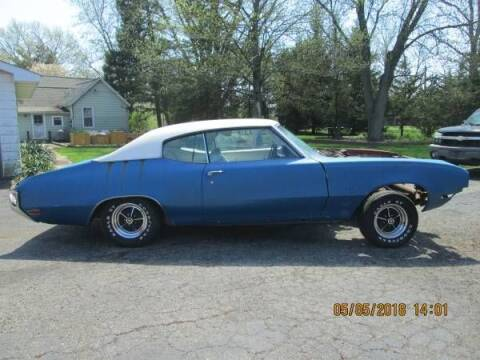 1970 Buick Gran Sport for sale at Classic Car Deals in Cadillac MI