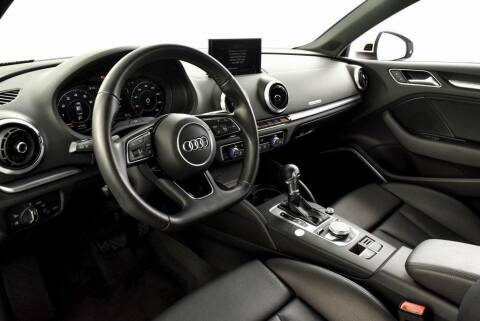 2018 Audi A3 for sale at CU Carfinders in Norcross GA
