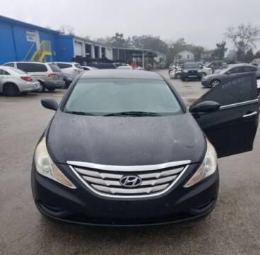 2011 Hyundai Sonata for sale at JacksonvilleMotorMall.com in Jacksonville FL