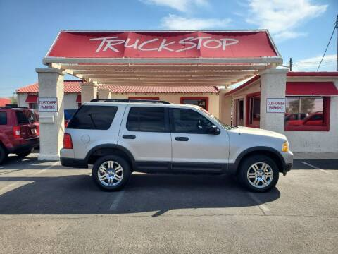2003 Ford Explorer for sale at TRUCK STOP INC in Tucson AZ