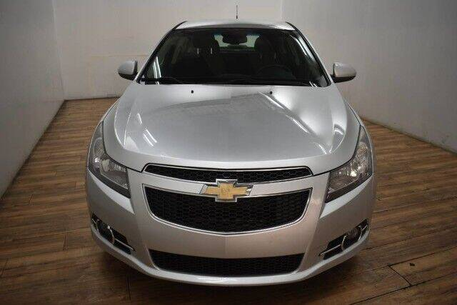 2012 Chevrolet Cruze LT 4dr Sedan w/1LT - Grand Rapids MI