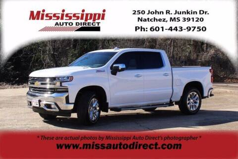 2020 Chevrolet Silverado 1500 for sale at Auto Group South - Mississippi Auto Direct in Natchez MS