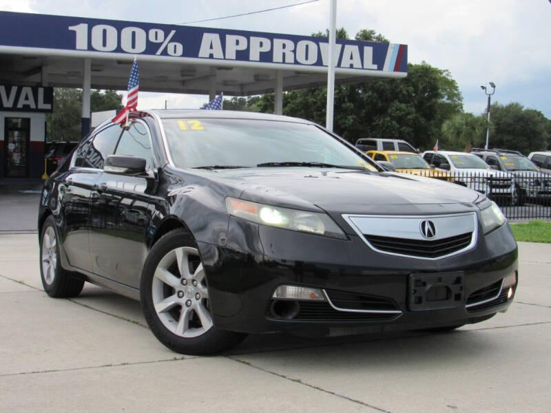2012 Acura TL for sale at Orlando Auto Connect in Orlando FL