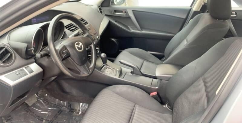 2012 Mazda MAZDA3 i Sport 4dr Sedan 5A - Portland ME