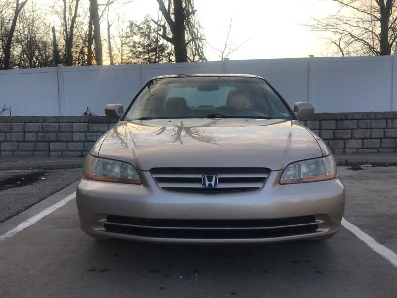 2001 Honda Accord for sale at Speedway Auto Sales in O'Fallon MO