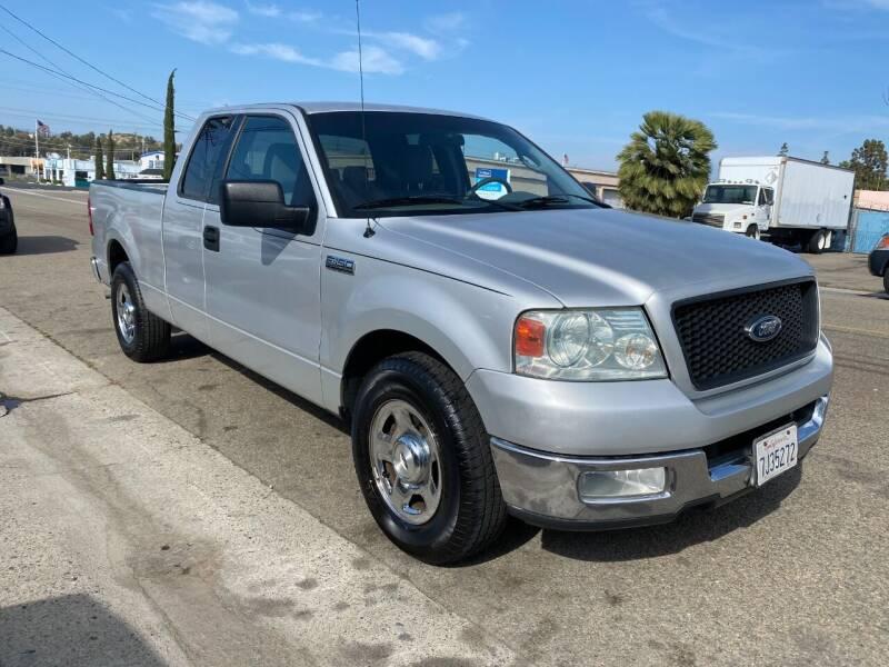 2004 Ford F-150 for sale at Ricos Auto Sales in Escondido CA