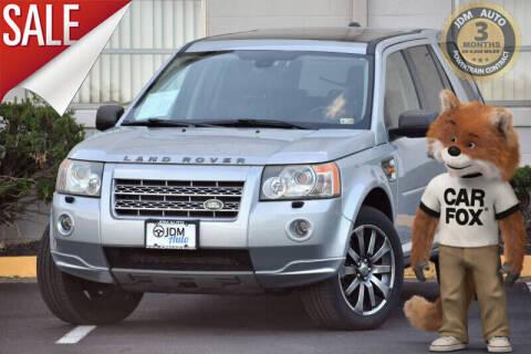 2008 Land Rover LR2 for sale at JDM Auto in Fredericksburg VA