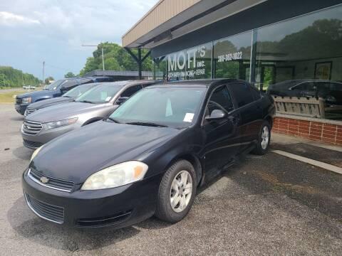 2009 Chevrolet Impala for sale at Mott's Inc Auto in Live Oak FL