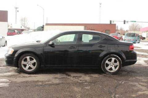2013 Dodge Avenger for sale at Epic Auto in Idaho Falls ID