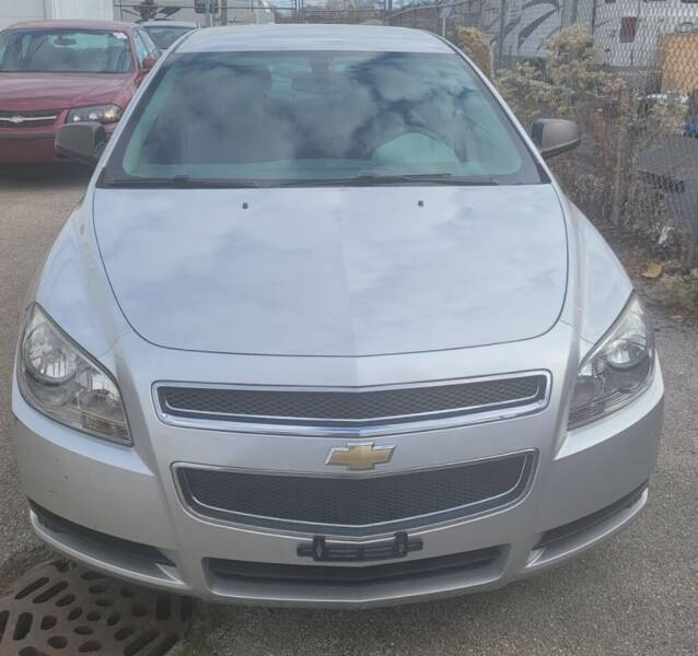 2012 Chevrolet Malibu for sale at Wisdom Auto Group in Calumet Park IL