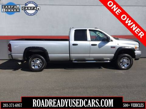 2009 Dodge Ram Pickup 2500 for sale at Road Ready Used Cars in Ansonia CT