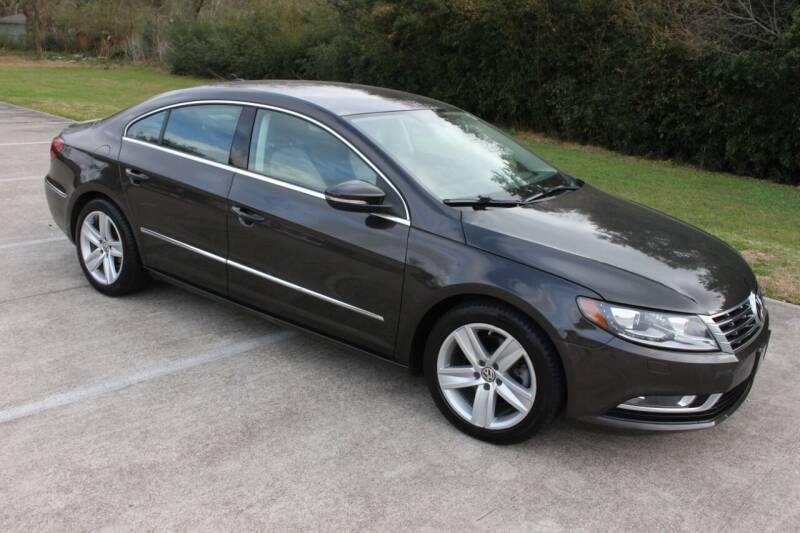 2015 Volkswagen CC for sale at Clear Lake Auto World in League City TX