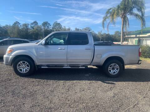 2006 Toyota Tundra for sale at Popular Imports Auto Sales in Gainesville FL