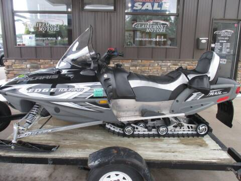 2005 Polaris Snowmobile Edge Touring 550 Trail Deluxe for sale at Clairemont Motors in Eau Claire WI