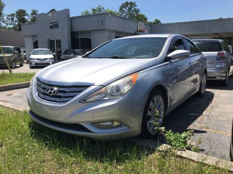 2012 Hyundai Sonata for sale at Popular Imports Auto Sales in Gainesville FL