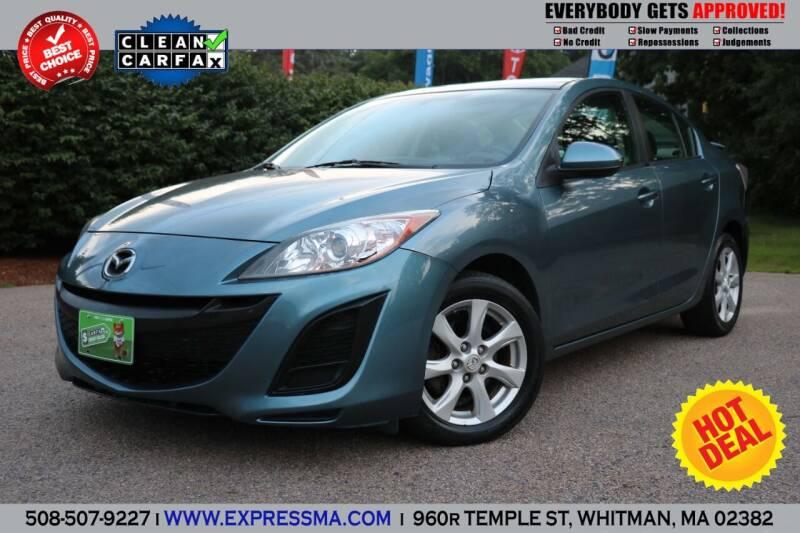 2011 Mazda MAZDA3 for sale at Auto Sales Express in Whitman MA