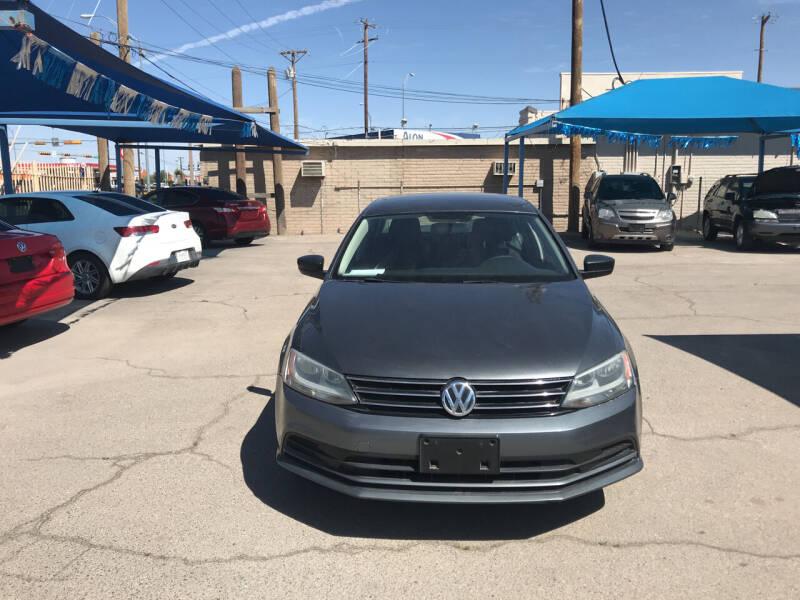 2015 Volkswagen Jetta for sale at Autos Montes in Socorro TX