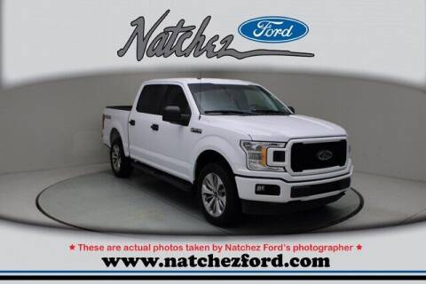 2018 Ford F-150 for sale at Auto Group South - Natchez Ford Lincoln in Natchez MS