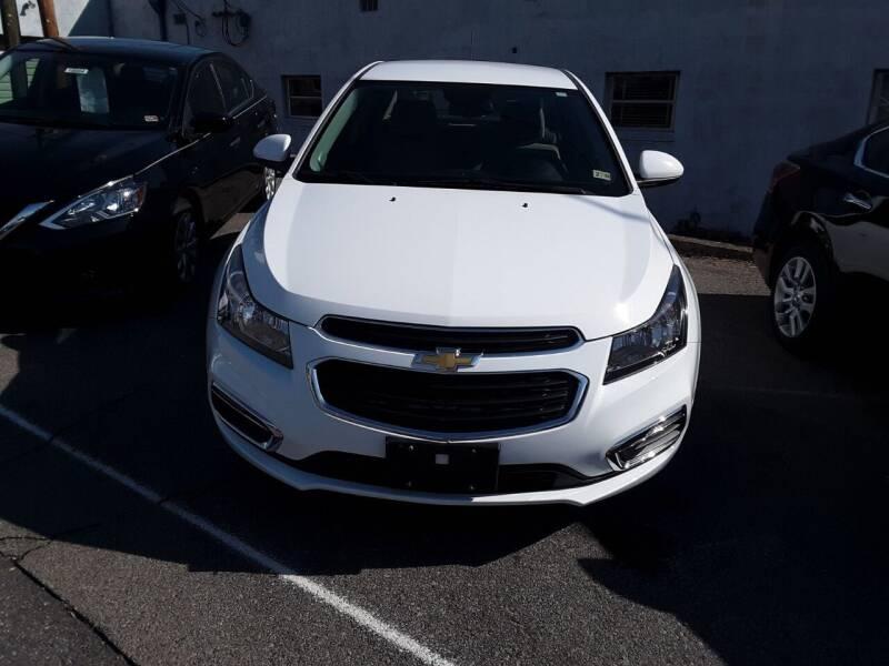 2015 Chevrolet Cruze for sale at Auto Villa in Danville VA