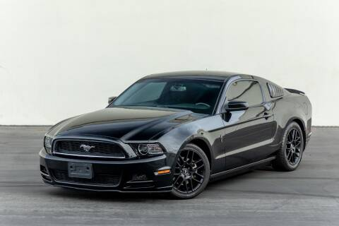 2014 Ford Mustang for sale at Nuvo Trade in Newport Beach CA