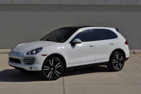 2013 Porsche Cayenne for sale at Select Motor Group in Macomb MI
