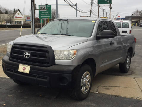 2010 Toyota Tundra for sale at BORGES AUTO CENTER, INC. in Taunton MA