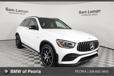 2020 Mercedes-Benz GLC for sale at BMW of Peoria in Peoria IL