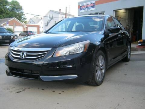 2011 Honda Accord for sale at Joe's Auto Sales & Service in Cumberland RI