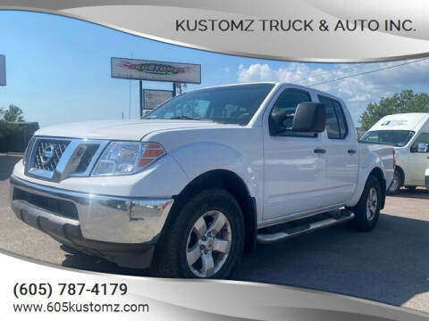 2009 Nissan Frontier for sale at Kustomz Truck & Auto Inc. in Rapid City SD