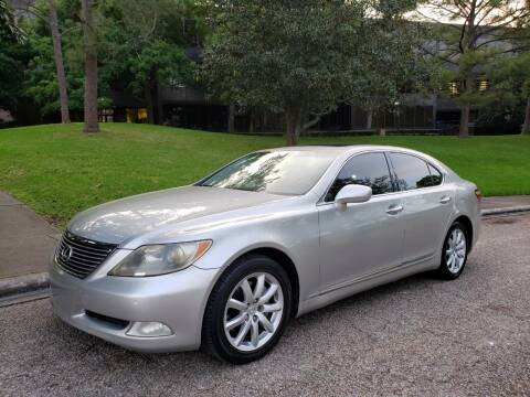 2007 Lexus LS 460 for sale at Houston Auto Preowned in Houston TX