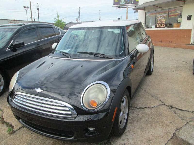 2009 MINI Cooper for sale at Downtown Motors in Macon GA