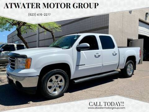 2013 GMC Sierra 1500 for sale at Atwater Motor Group in Phoenix AZ