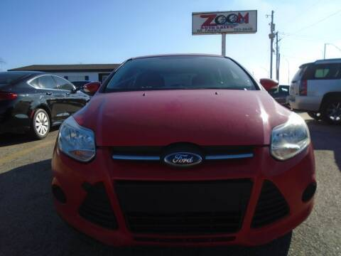 2013 Ford Focus for sale at Zoom Auto Sales in Oklahoma City OK