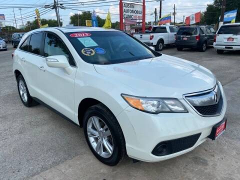 2013 Acura RDX for sale at GOL Auto Group in Austin TX
