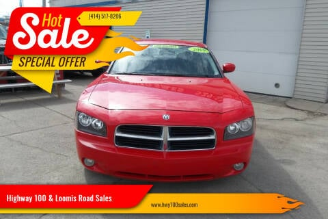 2009 Dodge Charger for sale at Highway 100 & Loomis Road Sales in Franklin WI